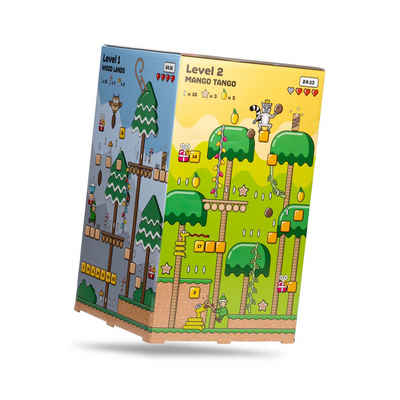 Reishunger Geschenkbox »Adventskalender 2021 - 24 vielseitige Überraschungen - Ideal zum Verschenken«, 1-tlg.