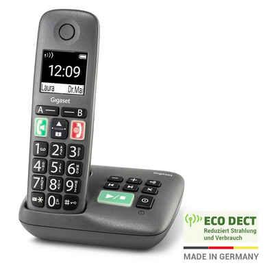 Gigaset »Gigaset Easy mit AB« Schnurloses DECT-Telefon