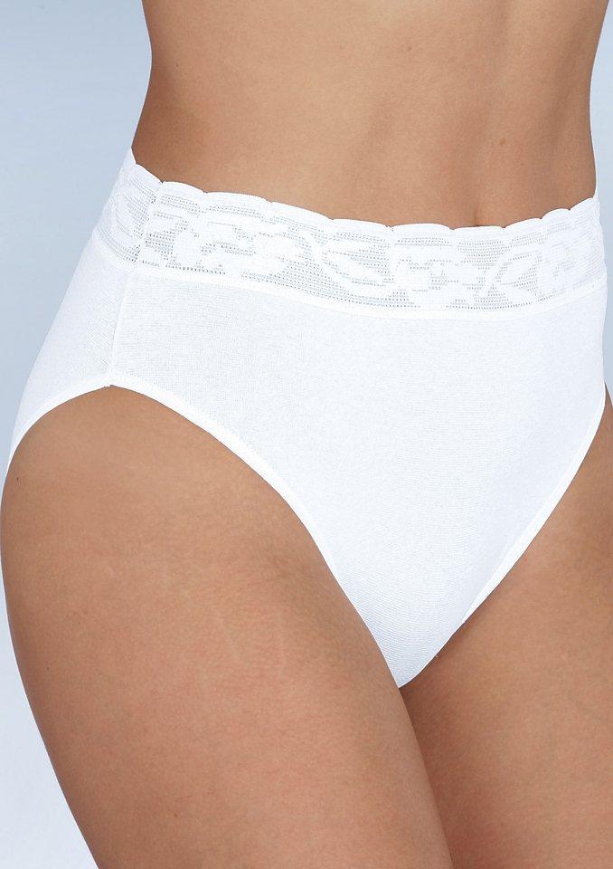 Slip, Rosalie (5 Stck.) in weiß