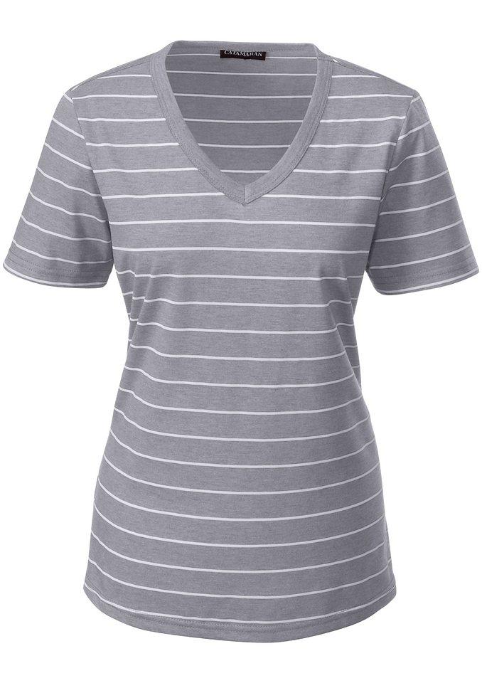 Catamaran Shirt in grau
