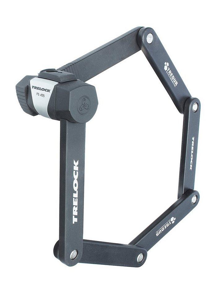 Trelock Fahrradschloss »FS 455 Cops Compact Faltschloss«