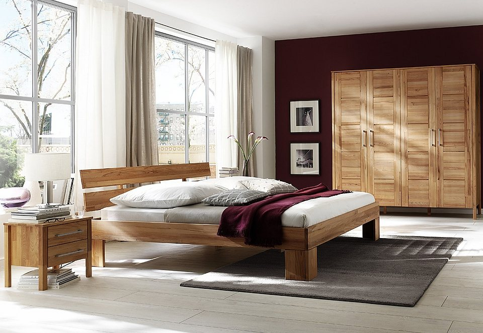 bett home affaire modesty ii online kaufen otto. Black Bedroom Furniture Sets. Home Design Ideas