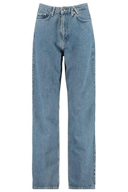 Hosen - America Today Straight Jeans »Maya« › blau  - Onlineshop OTTO