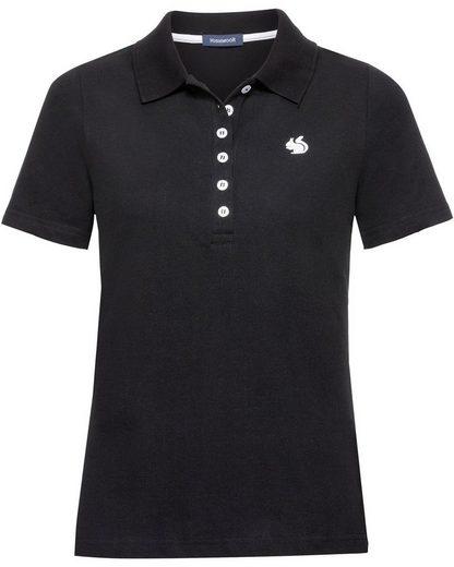 Highmoor Poloshirt »Poloshirt mit Stickerei«