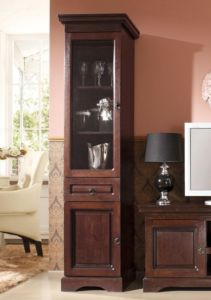 vitrine 1 t rig home affaire online kaufen otto. Black Bedroom Furniture Sets. Home Design Ideas