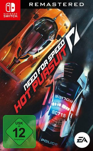 Need for Speed™ Hot Pursuit Remastered Nintendo Switch