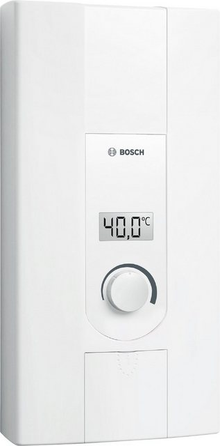 BOSCH Durchlauferhitzer »TR7000 15/18DESOB«  elektronisch   Baumarkt > Heizung und Klima > Durchlauferhitzer   Bosch