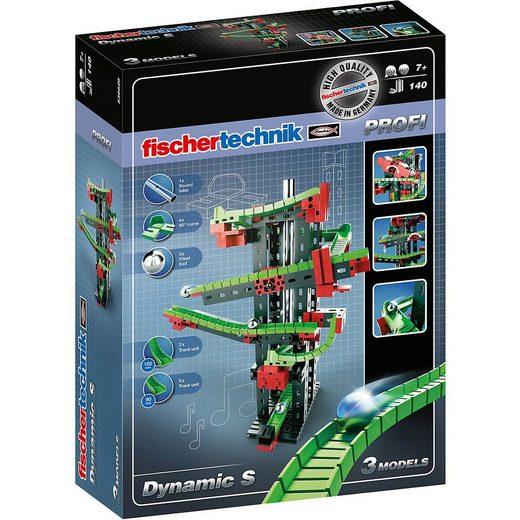 """fischertechnik Spiel, »Fischertechnik PROFI Kugelbahn """"Dynamic S""""«"""