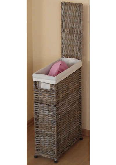 Wäschekorb Holz wäschesammler wäschetruhe kaufen otto