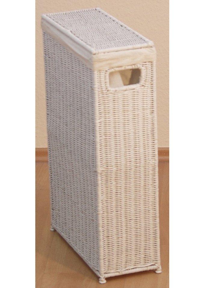 raumspar w schekorb aus rattanrohr handgeflochten online. Black Bedroom Furniture Sets. Home Design Ideas
