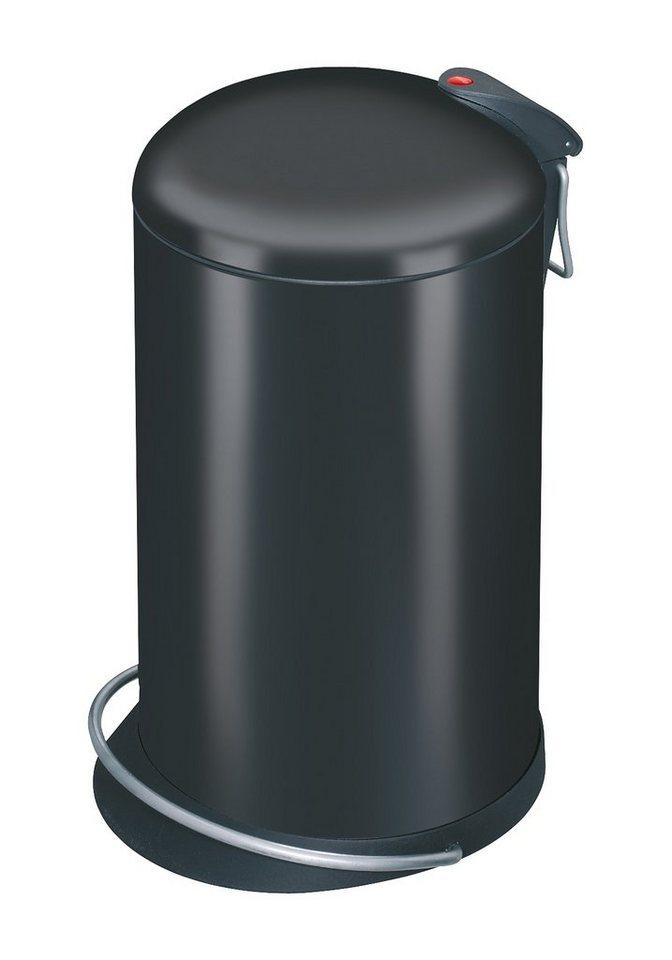 Tret-Abfallsammler »TopDesign 16« in schwarz