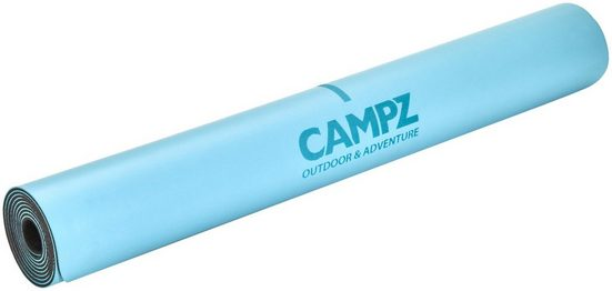 CAMPZ Fitnessmatte »PU Position Line«