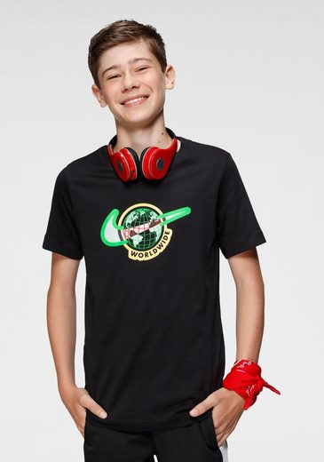 Nike Sportswear T-Shirt »BOYS TEE FOOTWEAR«