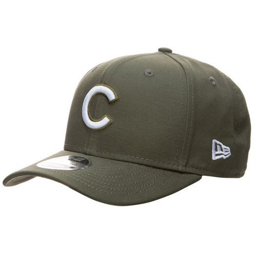 New Era Snapback Cap »9Fifty Mlb Curved Chicago Cubs«