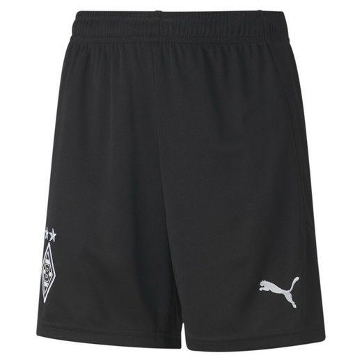 PUMA Shorts »Borussia Mönchengladbach Replica Jugend Auswärtsshorts«