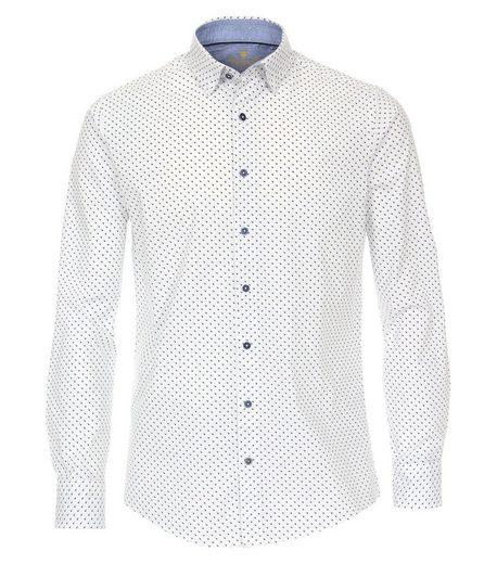 Redmond Langarmhemd »211730 110« Kent Kragen