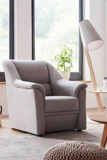VILLA BECK Sessel »Fiora«, Breite 82cm