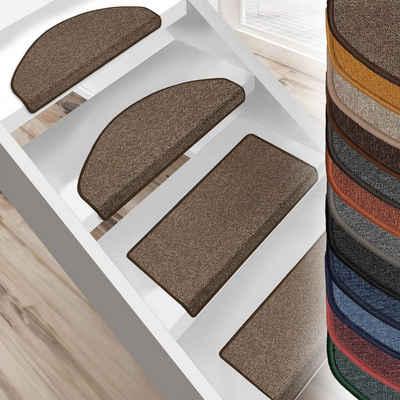 Stufenmatte »Athen«, Kubus, Halbrund, Höhe 4 mm