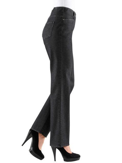 Hosen - Cosma Dehnbund Jeans › schwarz  - Onlineshop OTTO