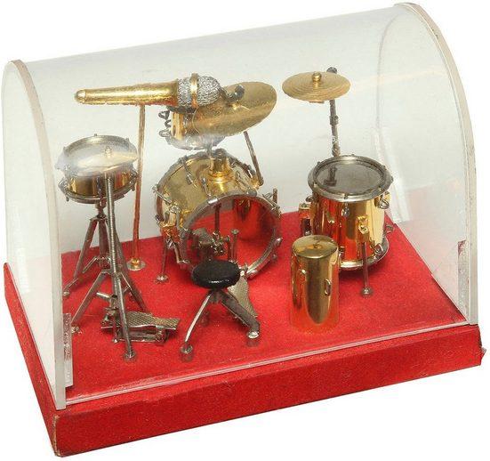 Ambiente Haus Dekofigur »Schlagzeug 14cm« (1 Stück)