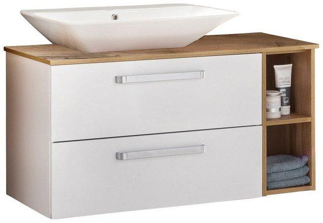 Waschtische - Schildmeyer Waschtisch »Malina«, Breite 102 cm, mit Keramikbecken  - Onlineshop OTTO
