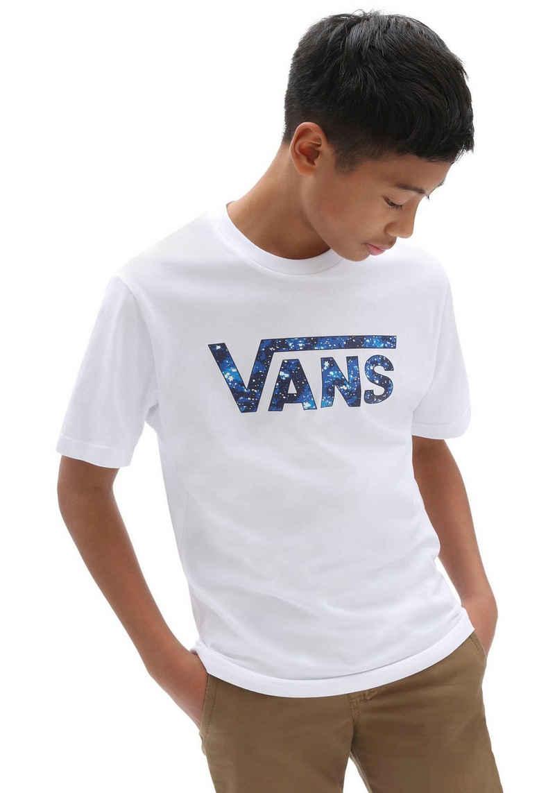 Vans T-Shirt »VANS CLASSIC LOGO FILL BOYS«