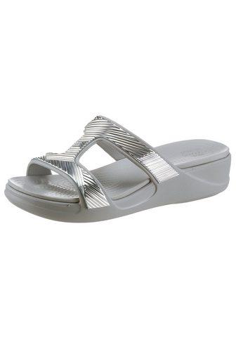 Crocs »Monterey Shimmer SO« Šlepetės baseinu...