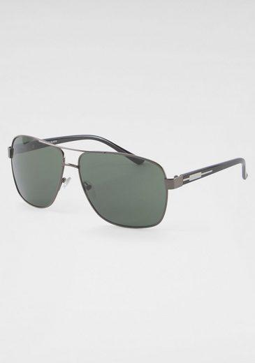J.Jayz Sonnenbrille (Ein echter Hingucker) mit Vollrand aus Metall