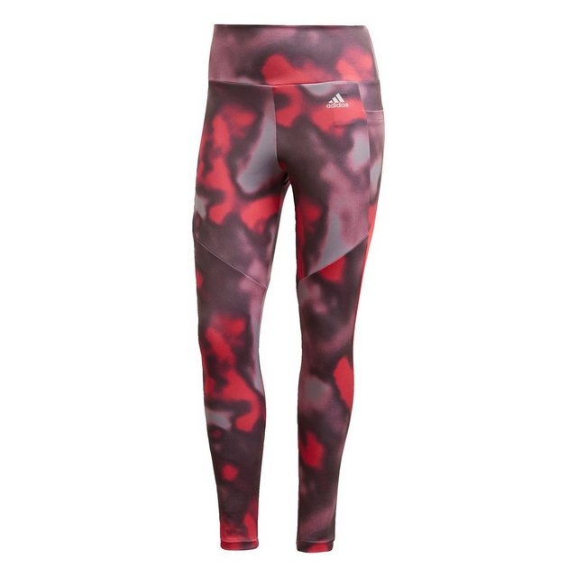 Hosen - adidas Performance Funktionstights »Designed To Move Allover Print 7 8 Tight« ›  - Onlineshop OTTO