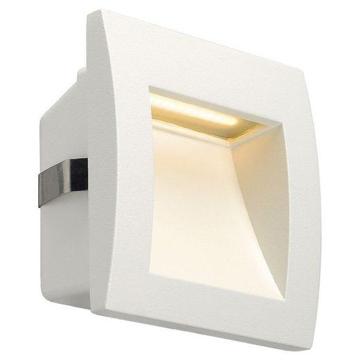 click-licht LED Einbauleuchte »LED Wandeinbauleuchte Downunder Out S, IP55, 3000K«, Einbaustrahler, Einbauleuchte