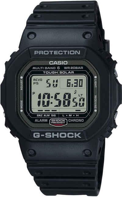 CASIO G-SHOCK Funkchronograph »GW-5000U-1ER«