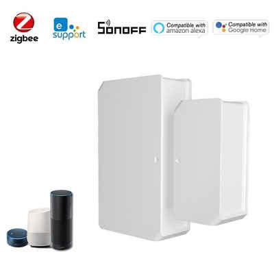 Sonoff »Sonoff SNZB-04 ZigBee (mit Batterie) Drahtloser Türöffnungssensor weiß (SNZB-04)« Smarter Bewegungssensor