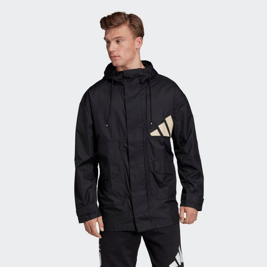 adidas Performance Funktionsjacke »adidas Athletics Pack Parka«