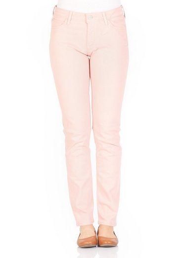 Lee® Slim-fit-Jeans »Elly« Jeanshose mit Stretch