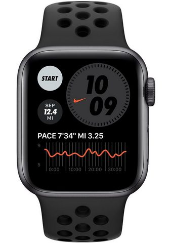 Apple Nike Series 6 GPS + Cellular Aluminium...