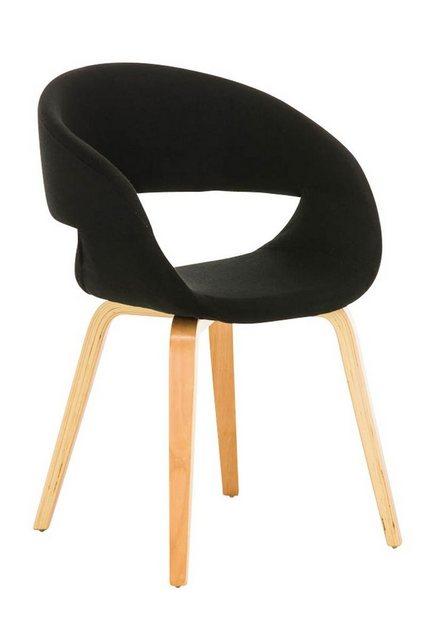Stühle und Bänke - CLP Esszimmerstuhl »Pano« mit hochwertiger Polsterung und Stoffbezug  - Onlineshop OTTO