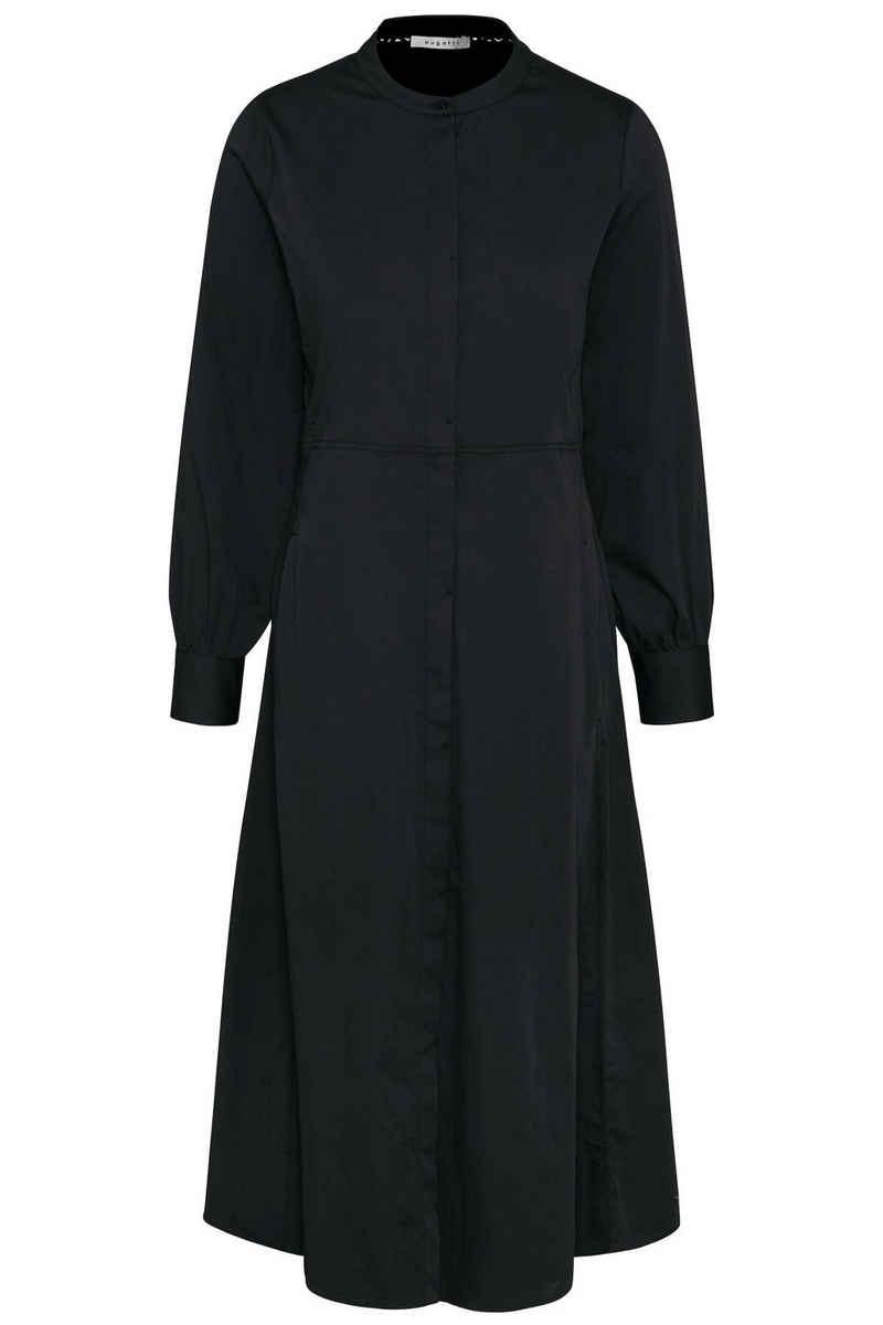 bugatti Blusenkleid aus elastischer Baumwollware