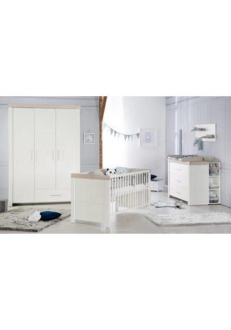roba ® Babyzimmer-Komplettset »Lucy« (Set 3...