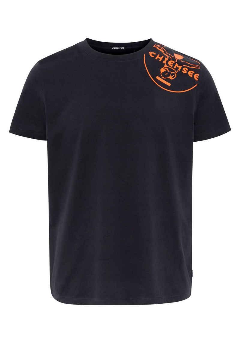 Chiemsee T-Shirt »aus weiche Sweatware«