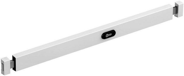 BASI Türzusatzschloss »weiß für Türen zwischen 900 - 1050 mm«, Panzerriegelschloss