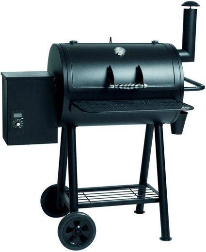 El Fuego Smoker Magena, BxTxH: 110x52x90 cm