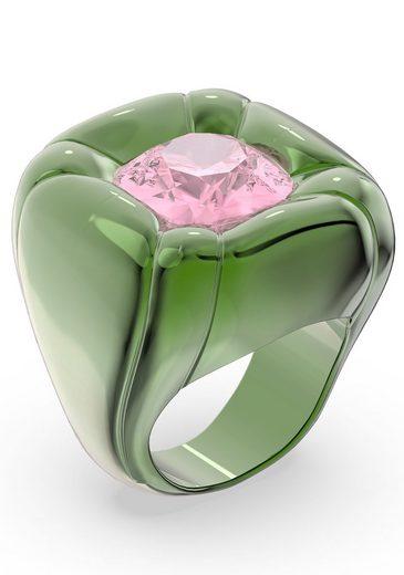 Swarovski Fingerring »Dulcis Cocktail Ring, 5610803,5609721/-1579/-9723/-9726, 5610804,5609725/-1542/-9724/-9722«, mit Swarovski® Kristall