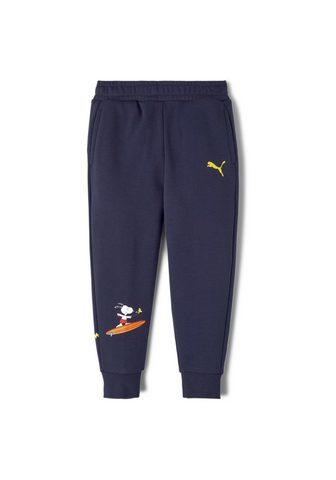 PUMA Sportinės kelnės » x PEANUTS Kinder Sw...