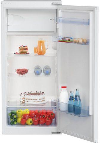 BEKO Įmontuojamas šaldytuvas BSSA210K3SN 12...