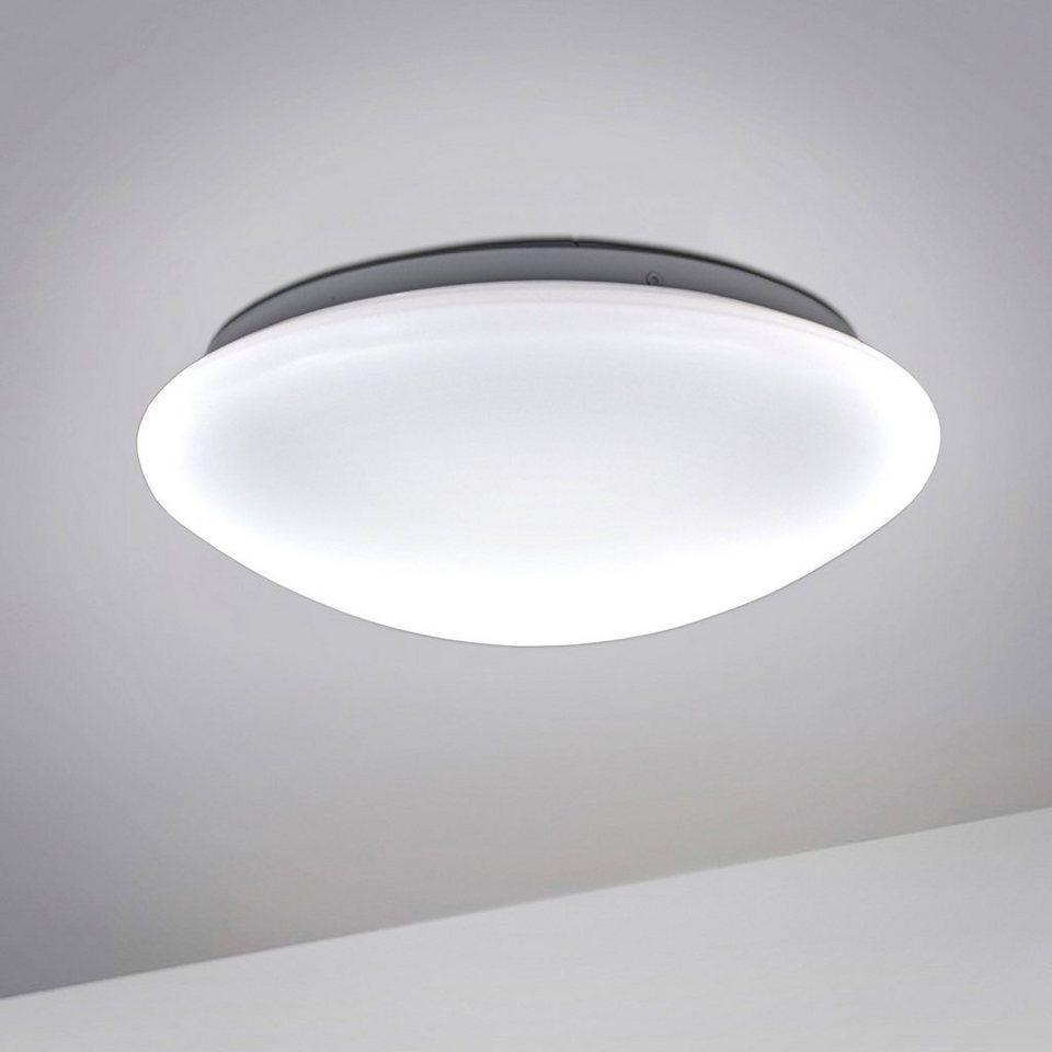 B.K.Licht LED Deckenleuchte, LED Bad Deckenlampe Design ...