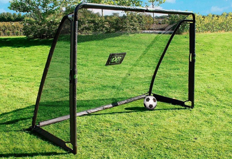 Exit Fussballtor Finta B T H 300 90 200 Cm 1 Oder 2 Stk Online Kaufen Otto