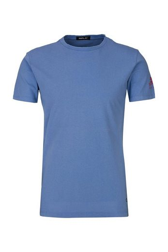 Replay T-Shirt »G. Dyed Open End Hand Dry Jersey«