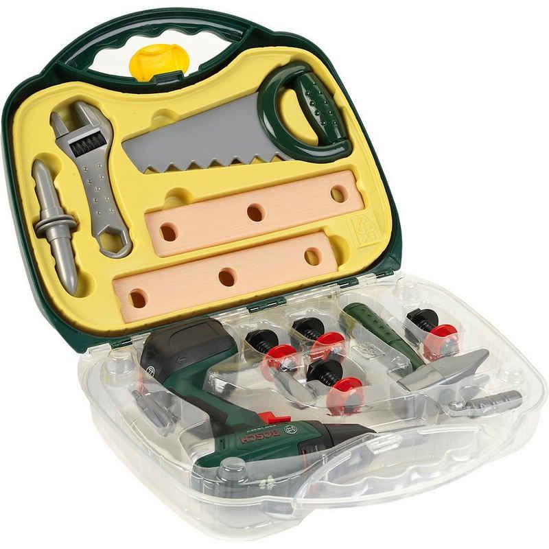 Klein Spielwerkzeugkoffer »klein Bosch Akkuschrauber-Koffer mit Zubehör«
