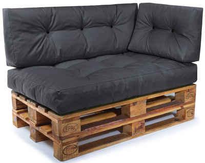 Easysitz Sitzkissen »Palettenkissen Set 3«, 120 x 80 cm für Europaletten