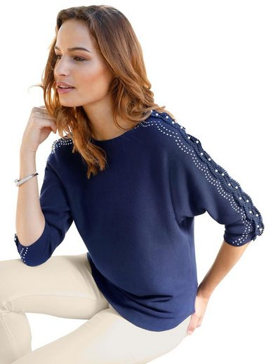 Lady 3/4 Arm-Pullover